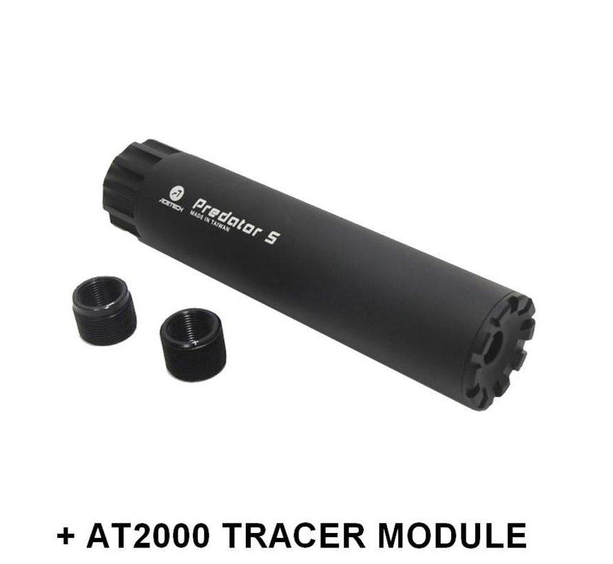 Silencer Predator S + AT2000 Tracer Module