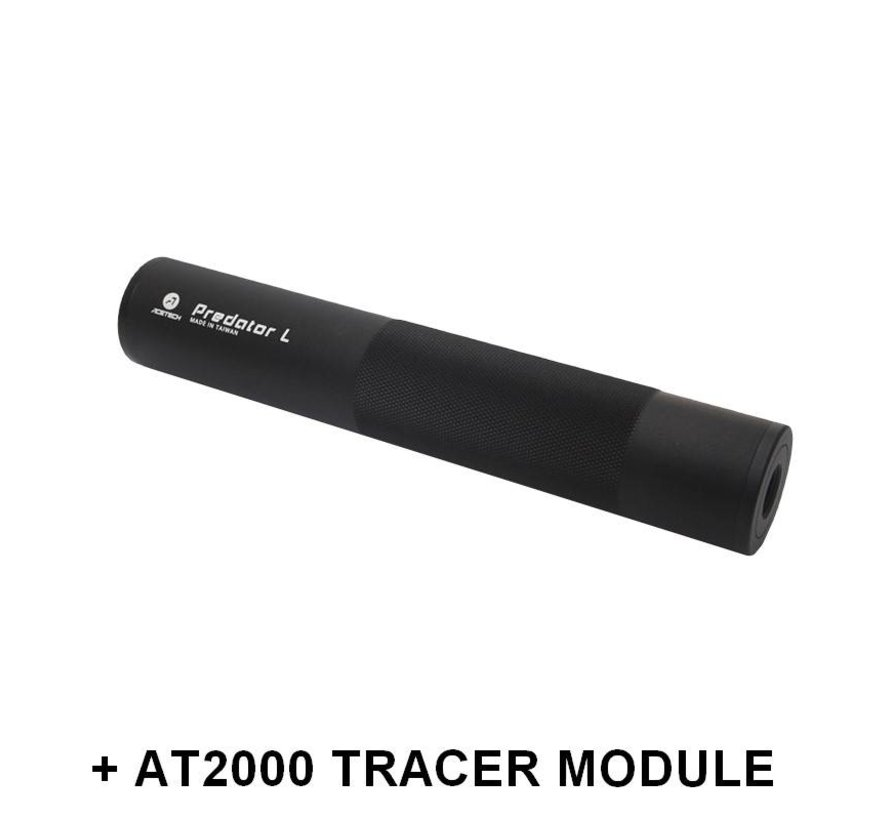Silencer Predator L + AT2000 Tracer Module