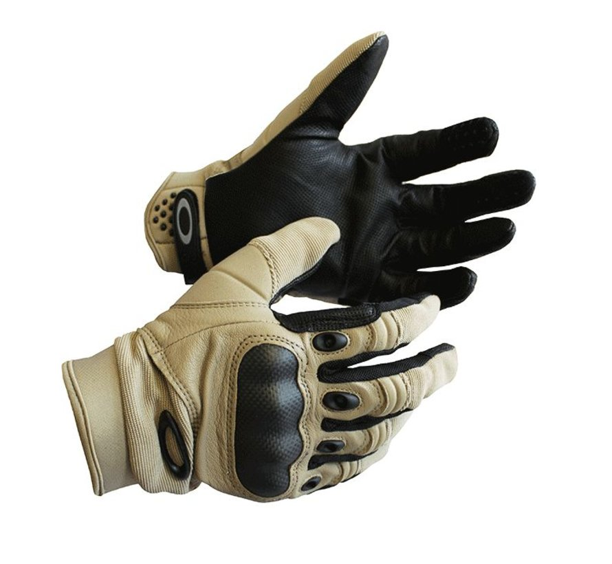SI Assault Gloves (Tan)
