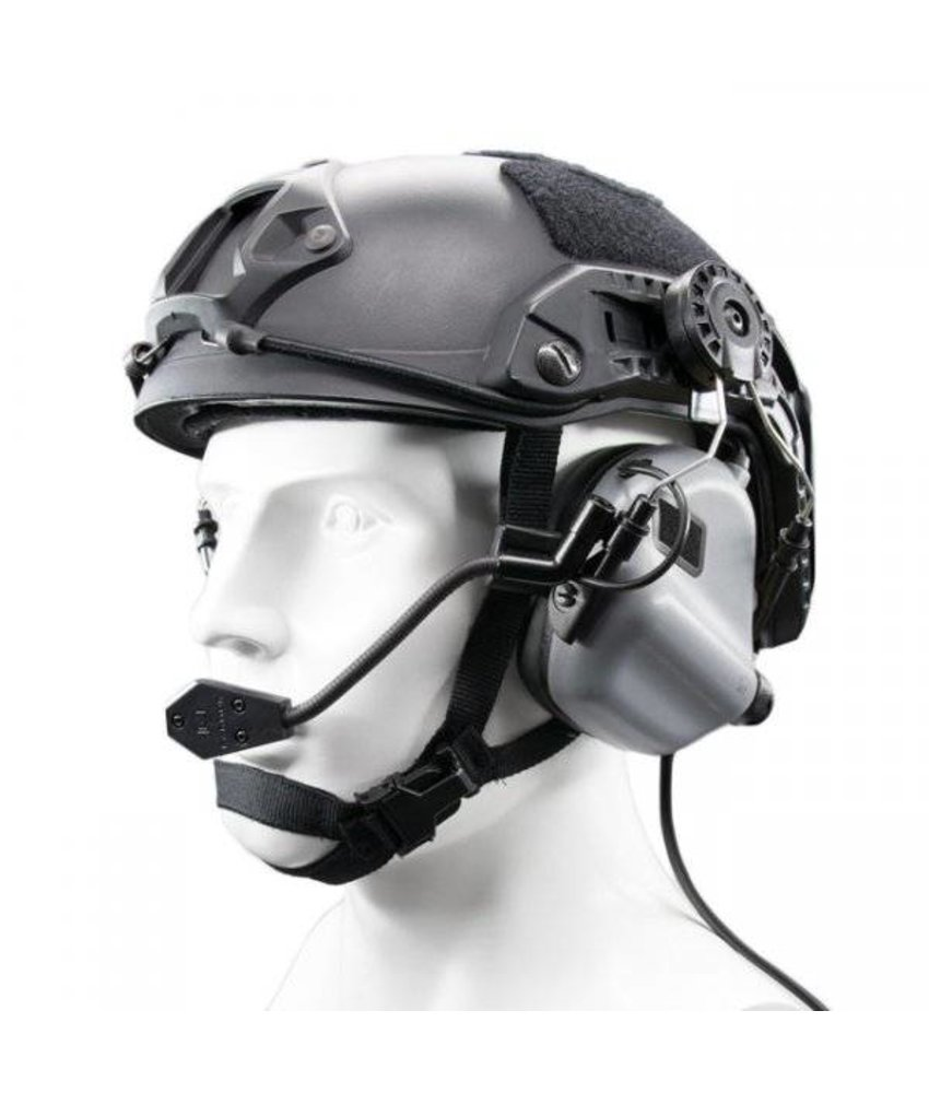 Earmor M32H MOD1 Helmet Version (Grey)