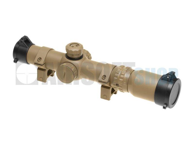Aim-O 1-4x22 SE Tactical Scope (Desert)
