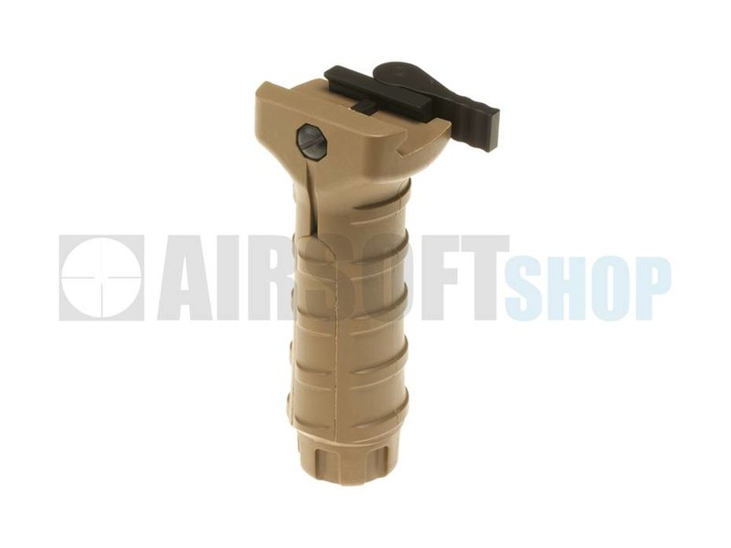 MP TGD QD Long Vertical Grip (Dark Earth)
