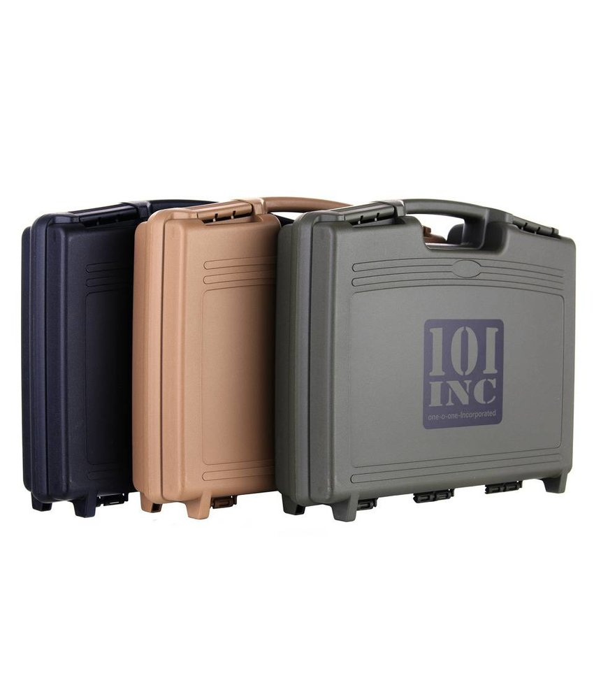 101 Inc Pluck Foam Pistol Case (Coyote)