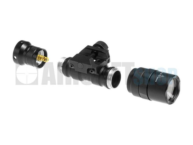 Night Evolution M300AA Mini Scout Weapon Light (Black)