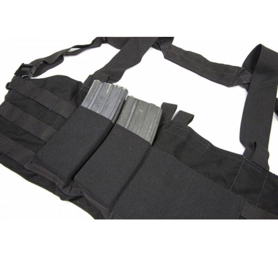 Ten-Speed M4 Chest Rig (Black)