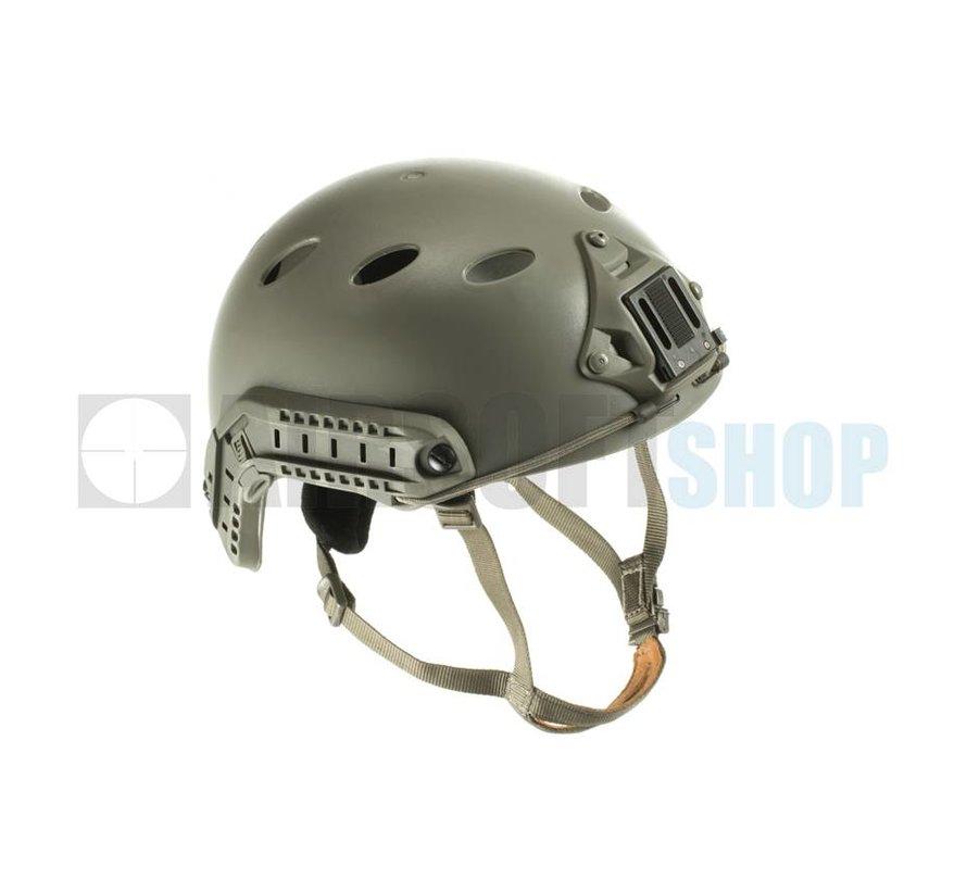 FAST PJ Simple Version Helmet (Foliage Green)