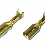 Airsoftshop Motor / Mini Fuse Connectors 2.8mm (Pair)