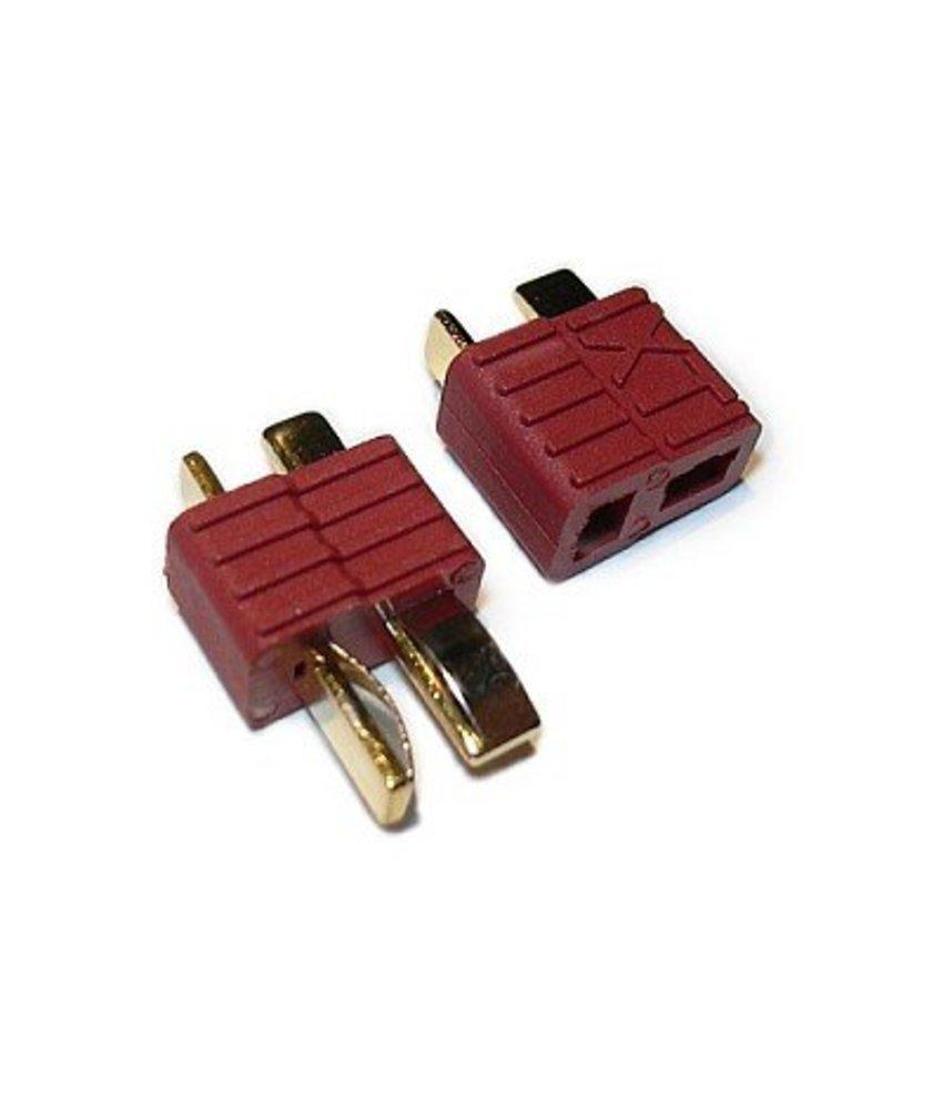 Airsoftshop Deans T-Plug Connectors (Pair)