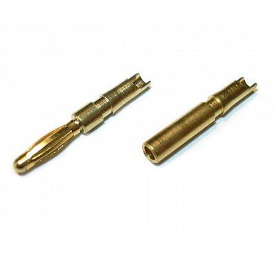 Bullet Connectors 2mm (Pair)