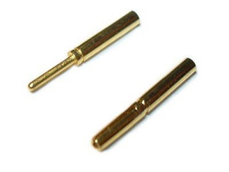 Airsoftshop Bullet Connectors 0,8mm (Pair)