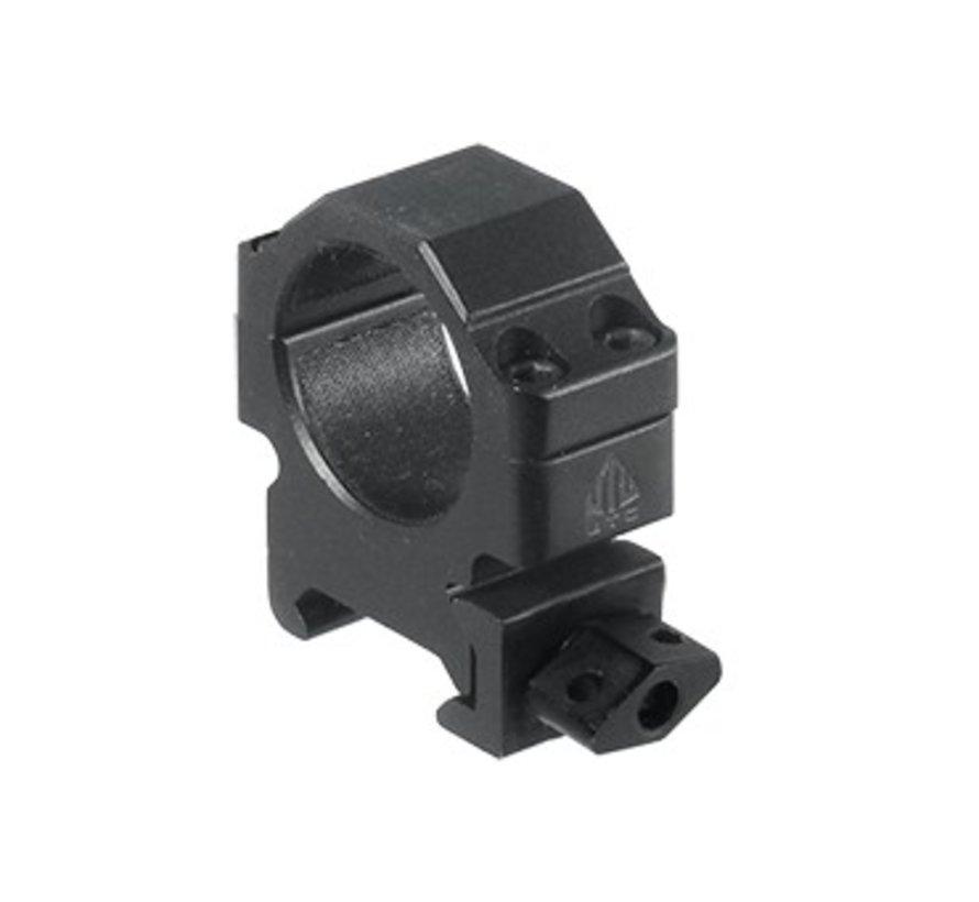 25.4mm CNC Mount Rings (Low)