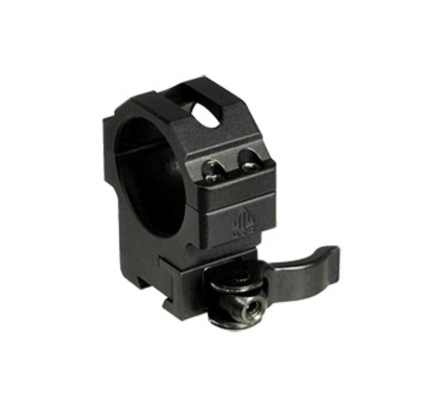 QD 25.4mm Mount Rings (Medium)