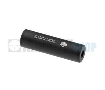 Pirate Arms 110x35 Stubby Silencer (CW/CCW)