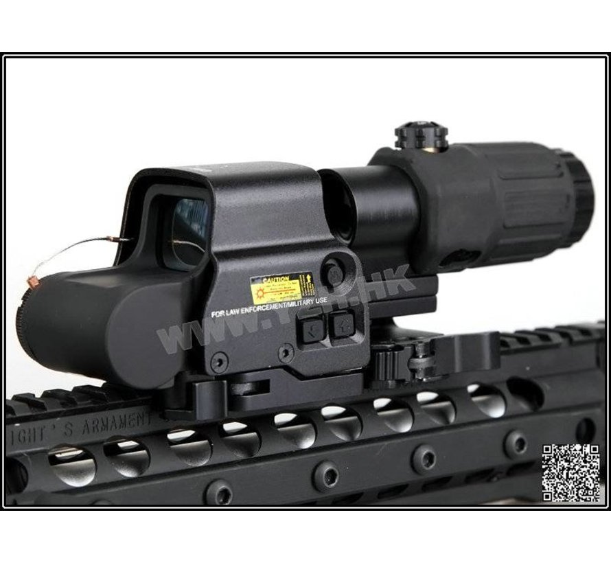 Holosight EXPS3 Red Dot + G33 3x Magnifier