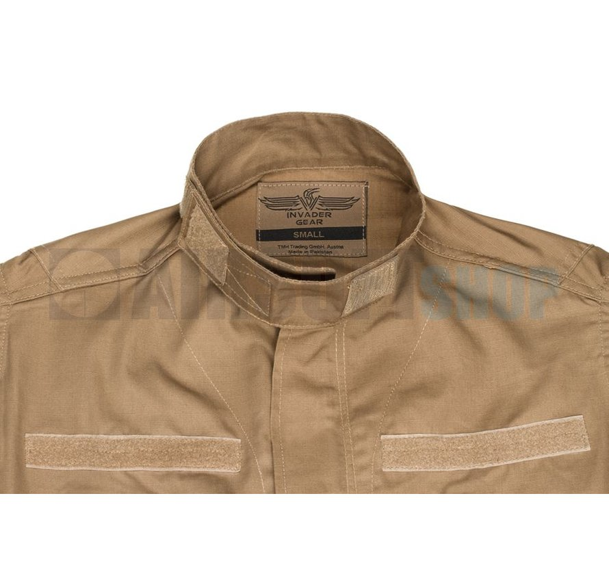 Revenger TDU Shirt/Jacket (Coyote)