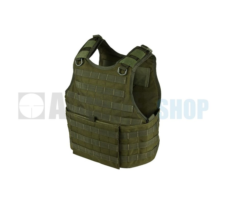 DACC Plate Carrier (Olive Drab)