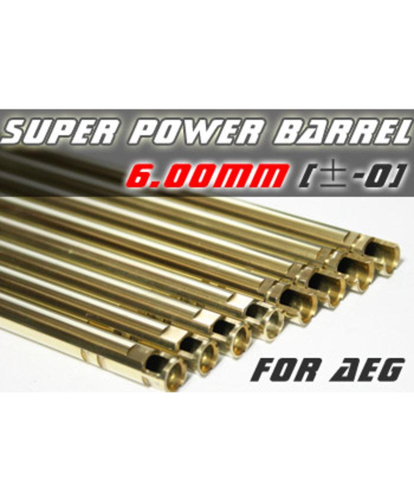 Orga Magnus 6.00mm AEG Inner Barrel (509mm)
