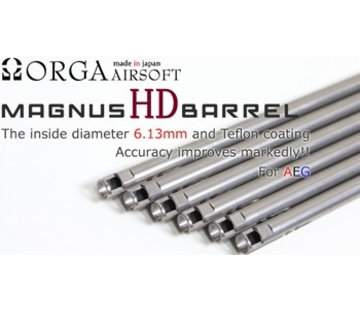 Orga Magnus HD 6.13mm AEG 182mm Inner Barrel