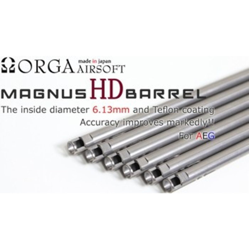 Orga Magnus HD 6.13mm AEG Inner Barrel (182mm)
