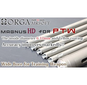 Orga Orga Magnus 6.10mm 196mm Inner Barrel for PTW