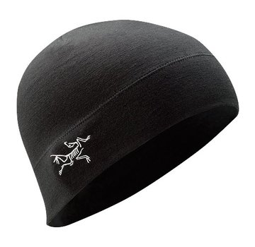 Arc'teryx Rho LTW Beanie (Black)