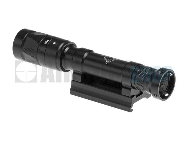 Night Evolution M620W Scout Weapon Light (Black)