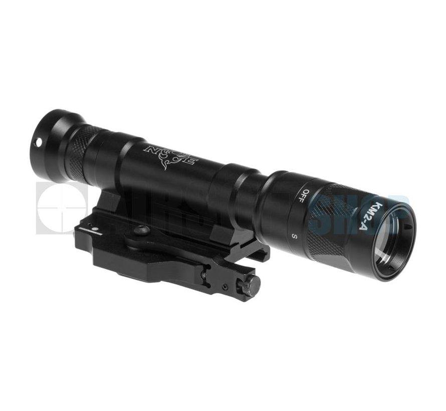M620W Scout Weapon Light (Black)