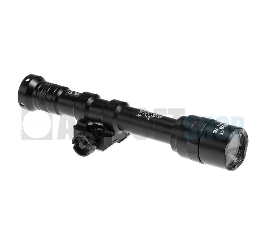 M600AA Mini Scout Weapon Light (Black)