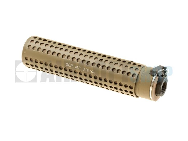 Pirate Arms KAC QD 168mm Silencer CCW (Tan)