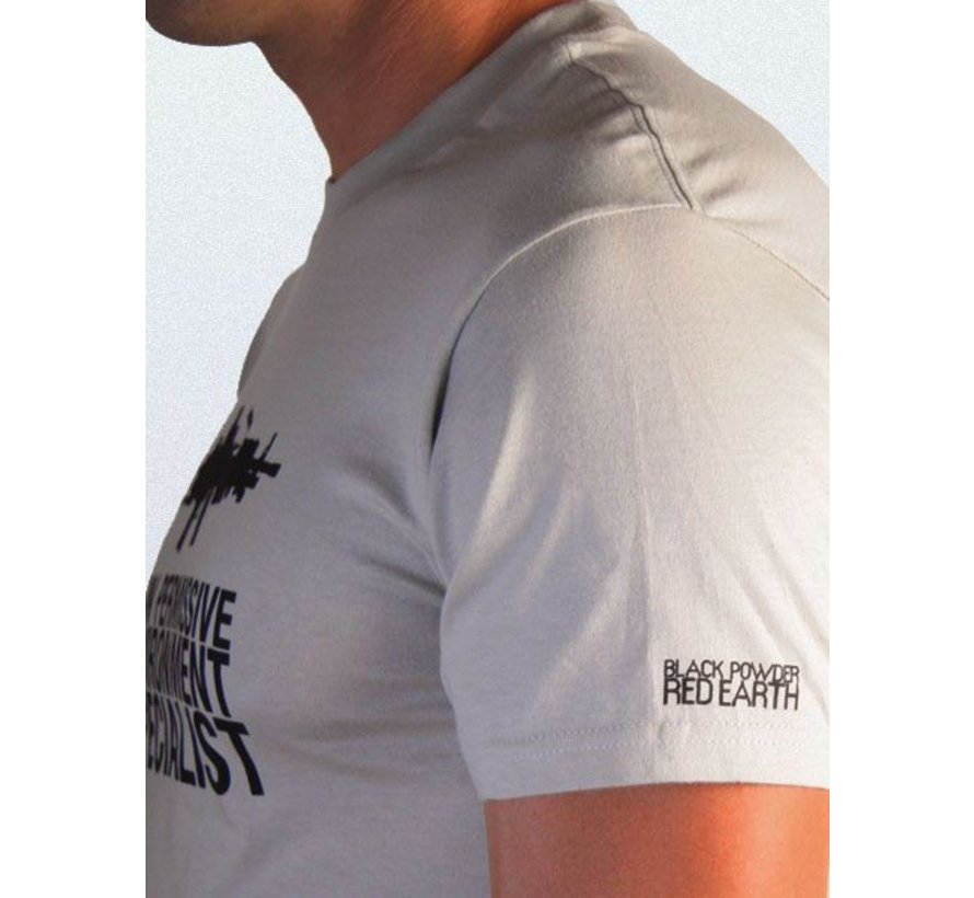 Non Permissive Environment Specialist T-Shirt (Tan)