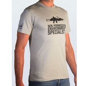 Haley Strategic Non Permissive Environment Specialist T-Shirt (Tan)