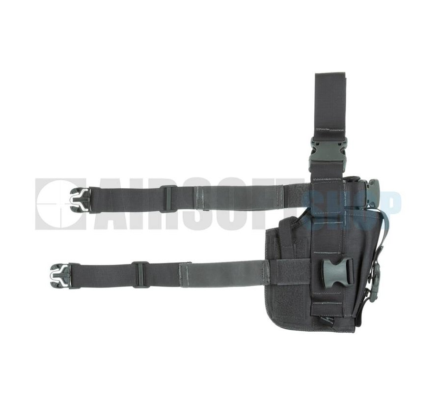 SOF Pistol Holster LEFT (Wolf Grey)