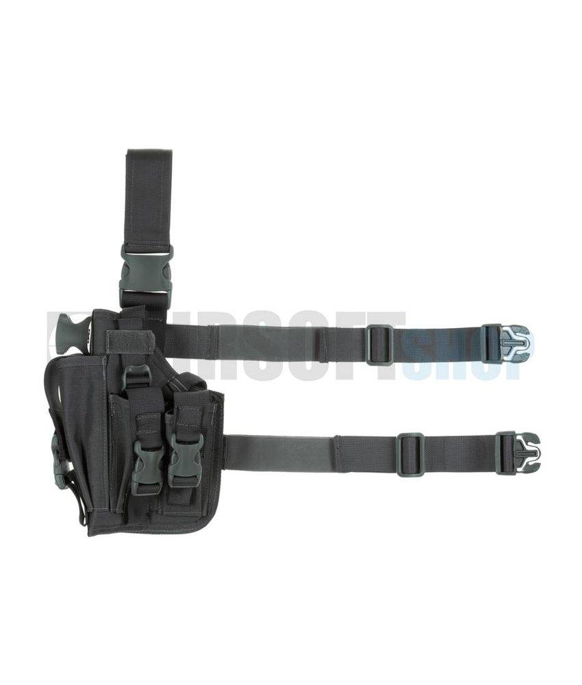 Invader Gear SOF Pistol Holster LEFT (Wolf Grey)