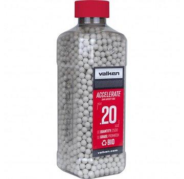 Valken ACCELERATE Bio BB 0,20g White (2500rds)