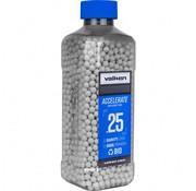 Valken ACCELERATE Bio BB 0,25g White (2500rds)