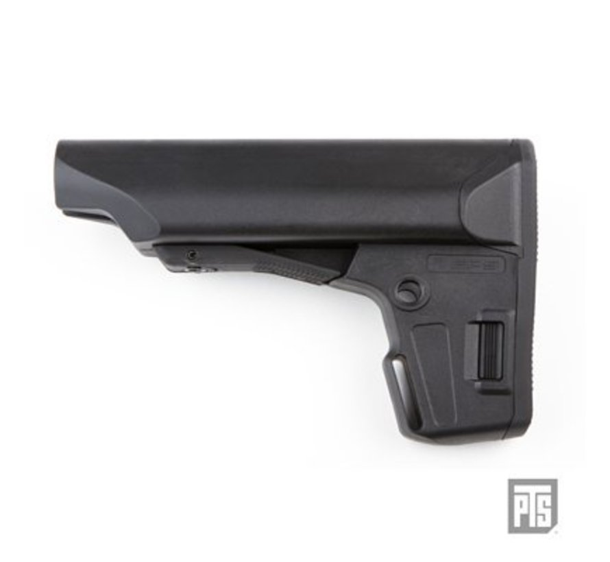 Enhanced Polymer Stock (EPS) (Black)
