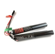 Titan Power 7.4V 7000mAh Li-Ion Battery (Nunchuck - Tamiya)