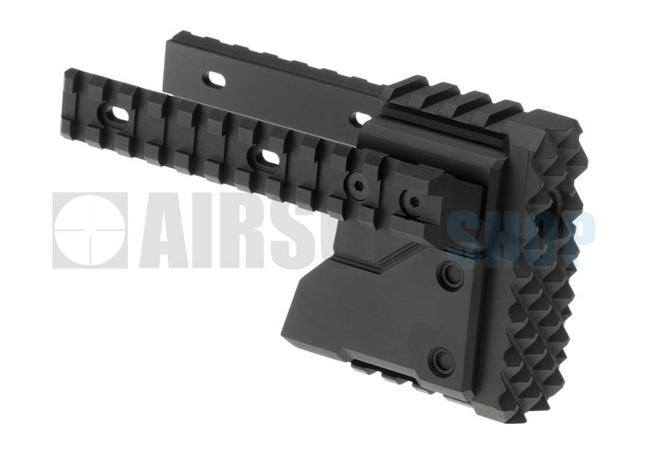 laylax strike rail system for kriss vector airsoftshop