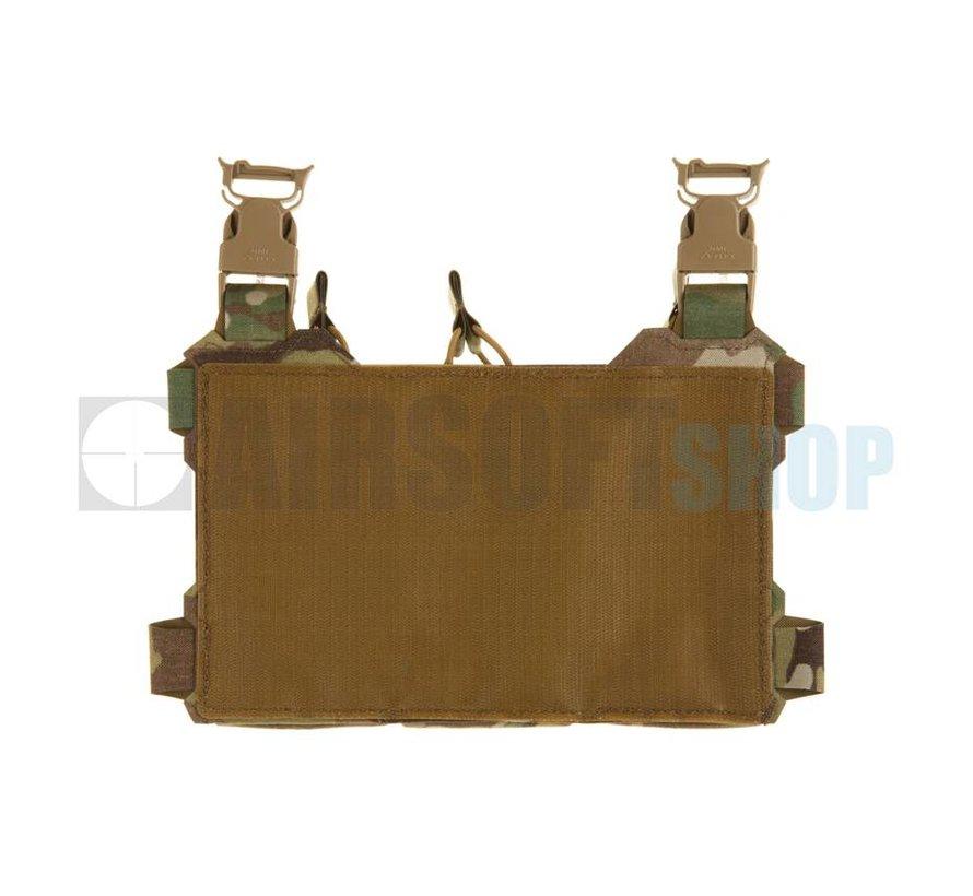 CPC Shingle Panel / Micro Chest Rig (Multicam)