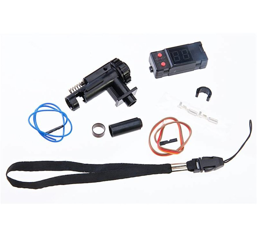 Virgo M4 Conversion Kit Deluxe (Brushless Motor Version)