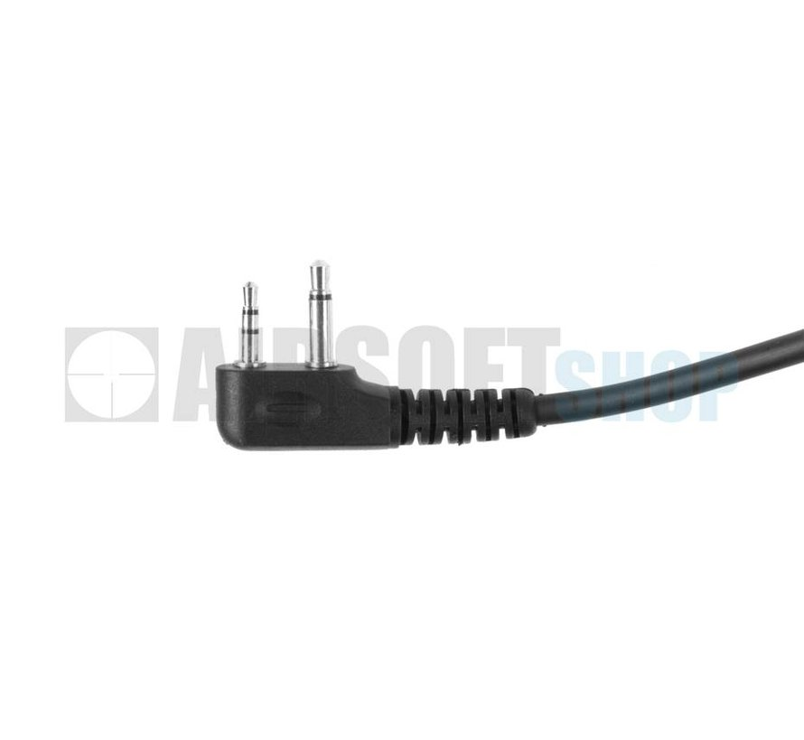 ABM Tactical Headset (Midland Connector)