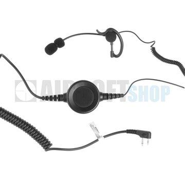 Midland ABM Tactical Headset (Midland Connector)