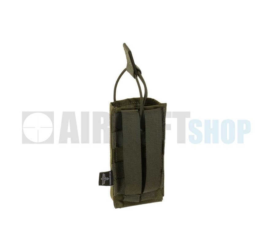 5.56 Single Direct Action Gen II Mag Pouch (Olive Green)