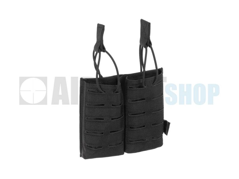 Invader Gear 5.56 Double Direct Action Gen II Mag Pouch (Black)