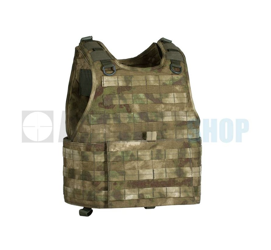 DACC Plate Carrier (Everglade)