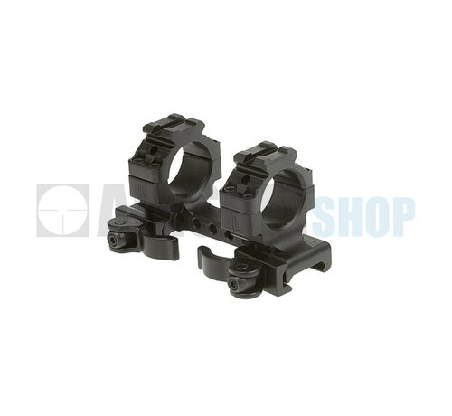 Leapers / UTG Integral QD 25.4mm Mount Rings (Medium)