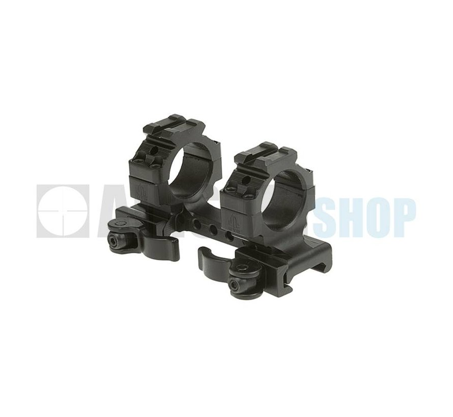 Integral QD 25.4mm Mount Rings (Medium)