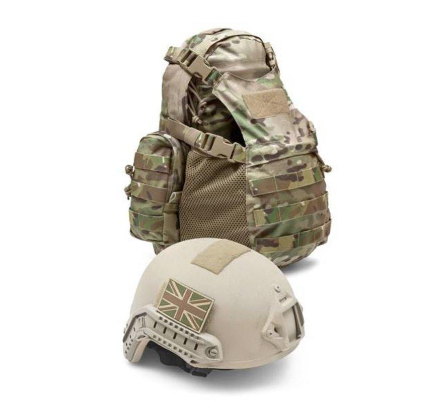 Helmet Cargo Pack (Black)
