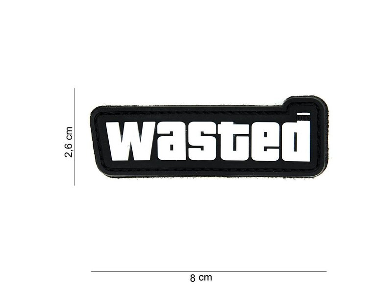 101 Inc Wasted PVC Patch
