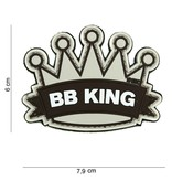 101 Inc BB King PVC Patch